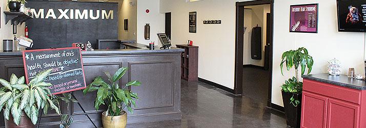 Chiropractic Eureka MO Front Desk